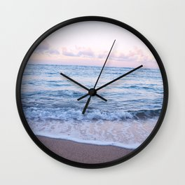 Ocean Morning Wall Clock