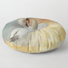Mesmerized Floor Pillow