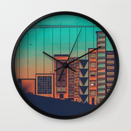 Find Batman Wall Clock
