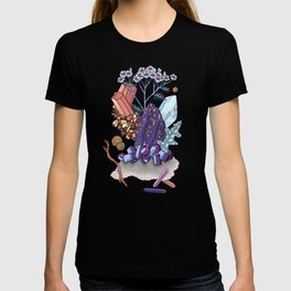 violet mountain dreams T-shirt