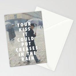 Sucer et Voir Stationery Cards