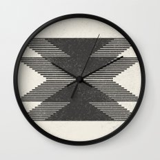 Mexican Blanket Wall Clock
