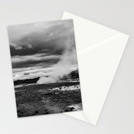 Hverir Stationery Cards