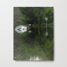 Not The Best Of Days Metal Print