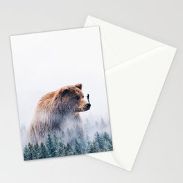 Beyond the Haze Stationery Cards
