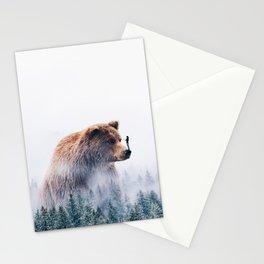 Beyond the Haze Stationery Cards