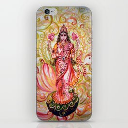 Lakshmi - Abundance iPhone Skin