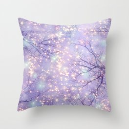 Each Moment of the Year Throw Pillow