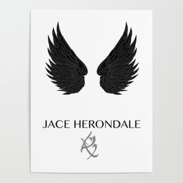 The Mortal Instruments Jace Poster