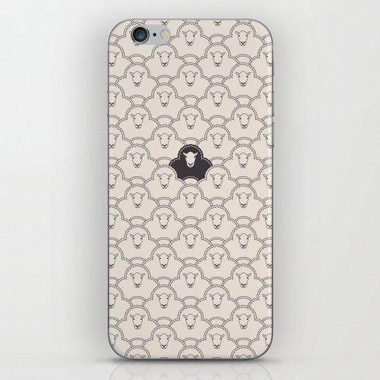 Black Sheep iPhone & iPod Skin