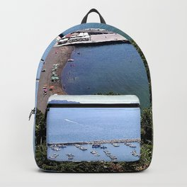 Naples,Italy-Monte Di Procida Backpack