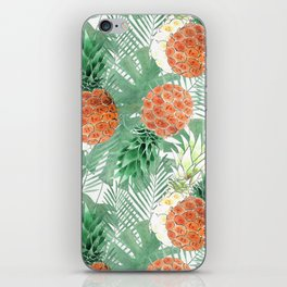 Pineapples. iPhone Skin