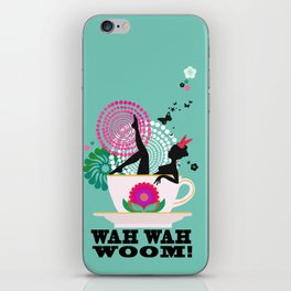WAH WAH WOOOM! iPhone Skin