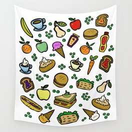 Food #2 Wall Tapestry