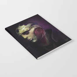 Mass Effect: Thane Krios Notebook
