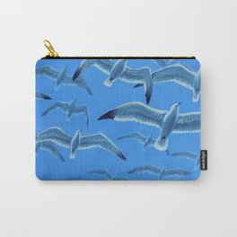 Wind beneath my wings Carry-All Pouch