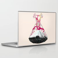 blossom Laptop & iPad Skins featuring BLOSSOM by Ceren Kilic