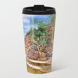 Rocks at Brachina Gorge, Flinders Ranges, Sth Australia Travel Mug