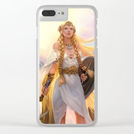 Sif Clear iPhone Case