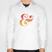 ampersand Hoodies featuring Ampersand by TheCore