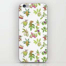 Tropical Fruit iPhone Skin