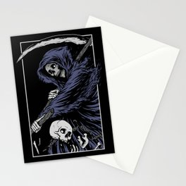 Reaper Stationery Cards