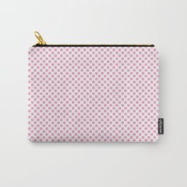 Prism Pink Polka Dots Carry-All Pouch