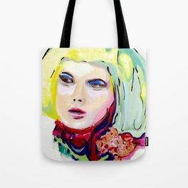 Helena by Varda Levy Tote Bag