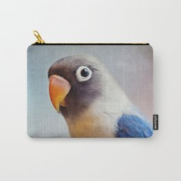 Lovey Portrait  Carry-All Pouch