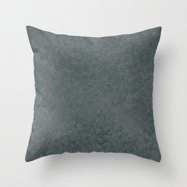 PPG Night Watch, Liquid Hues, Abstract Fluid Art Design Throw Pillow