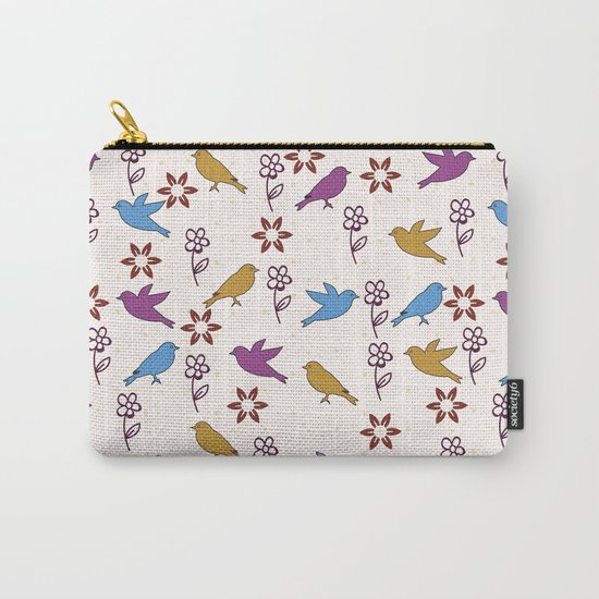 Cute Pattern 4 Carry-All Pouch
