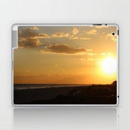 Sun At Holden Beach Laptop & iPad Skin