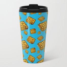 Waffle morning Metal Travel Mug
