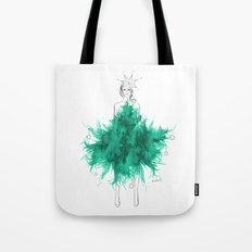 Christmas Tree Fashion Tote Bag