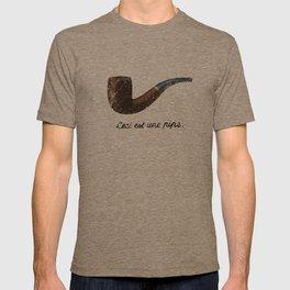 Ceci EST Une Pipe T-shirt
