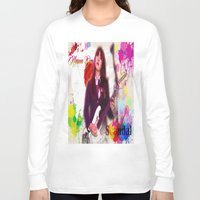 scandal Long Sleeve T-shirts featuring Scandal Baby by Don Kuing