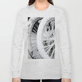 Snow Tires Long Sleeve T-shirt