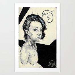 009 Dwam1 Art Print