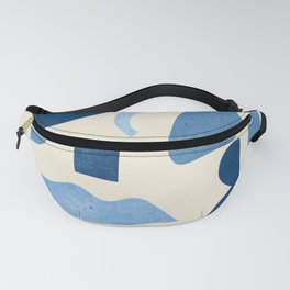 Abstract Shapes 38 Fanny Pack