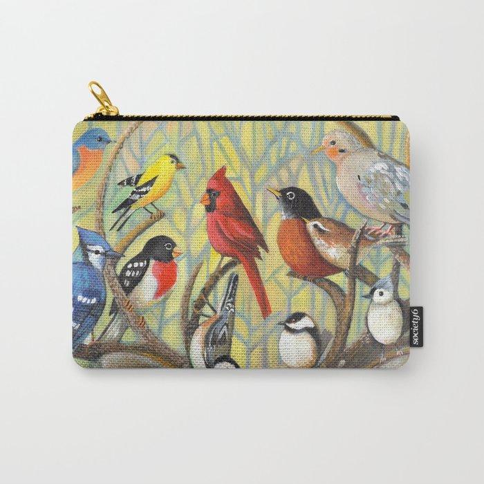 Backyard Friends Carry-All Pouch