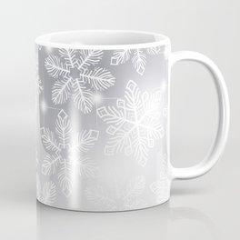 Snowflakes and lights Coffee Mug
