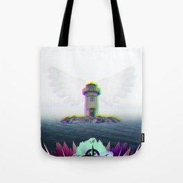 GUIDE ME TO THE HEAVEN Tote Bag