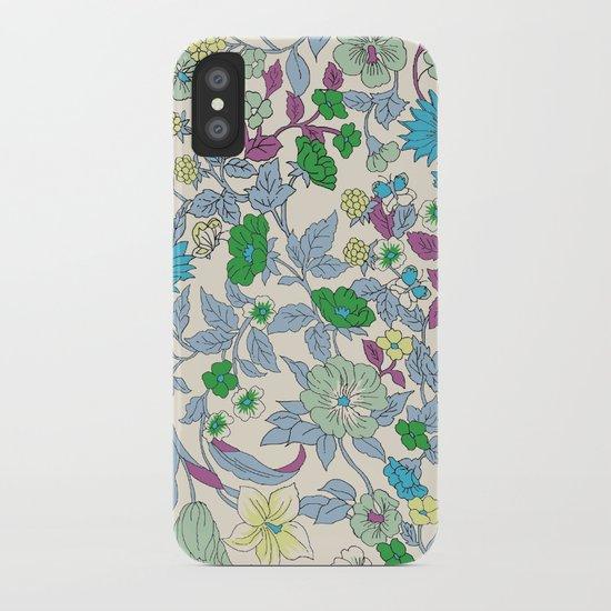 floral garden - spring iPhone Case