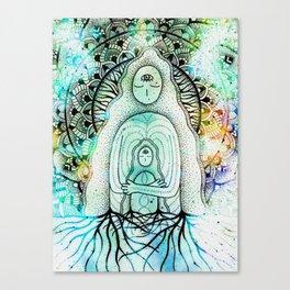 Inner Child (light version) Canvas Print