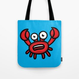 Crab Luigi Tote Bag