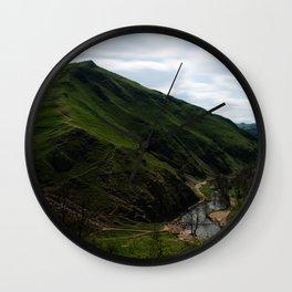 Thorpe Cloud Wall Clock