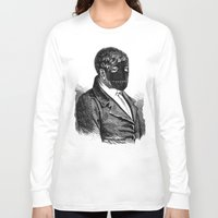 bdsm Long Sleeve T-shirts featuring BDSM XXVI by DIVIDUS