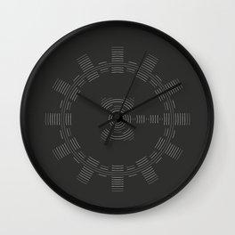 Interstellar (Endure) Wall Clock