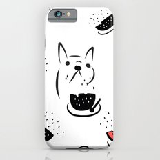 water melon frenchie Slim Case iPhone 6s