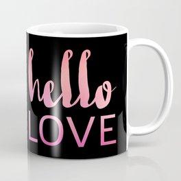 Hello Love 02 Coffee Mug